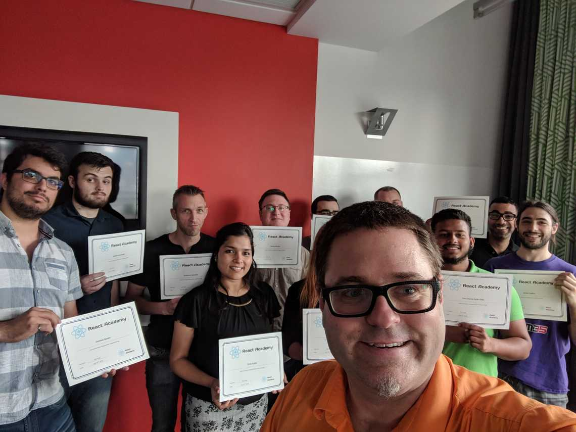 Equisoft Montreal, first group